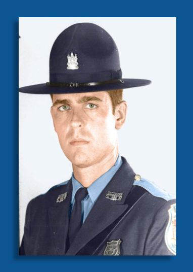 Delaware State Police Fallen Hero Trooper Ronald L. Carey