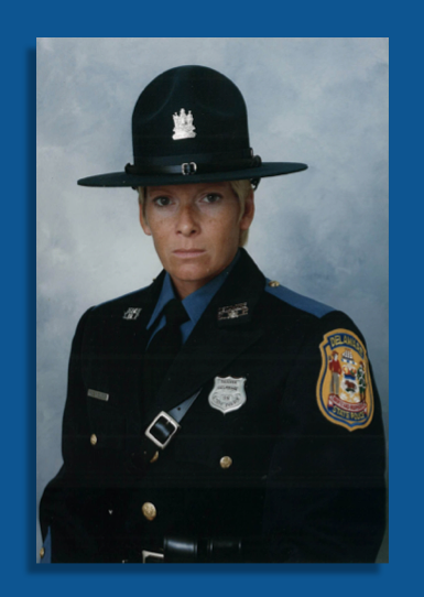 Delaware State Police Fallen Hero Trooper Frances M. Collender
