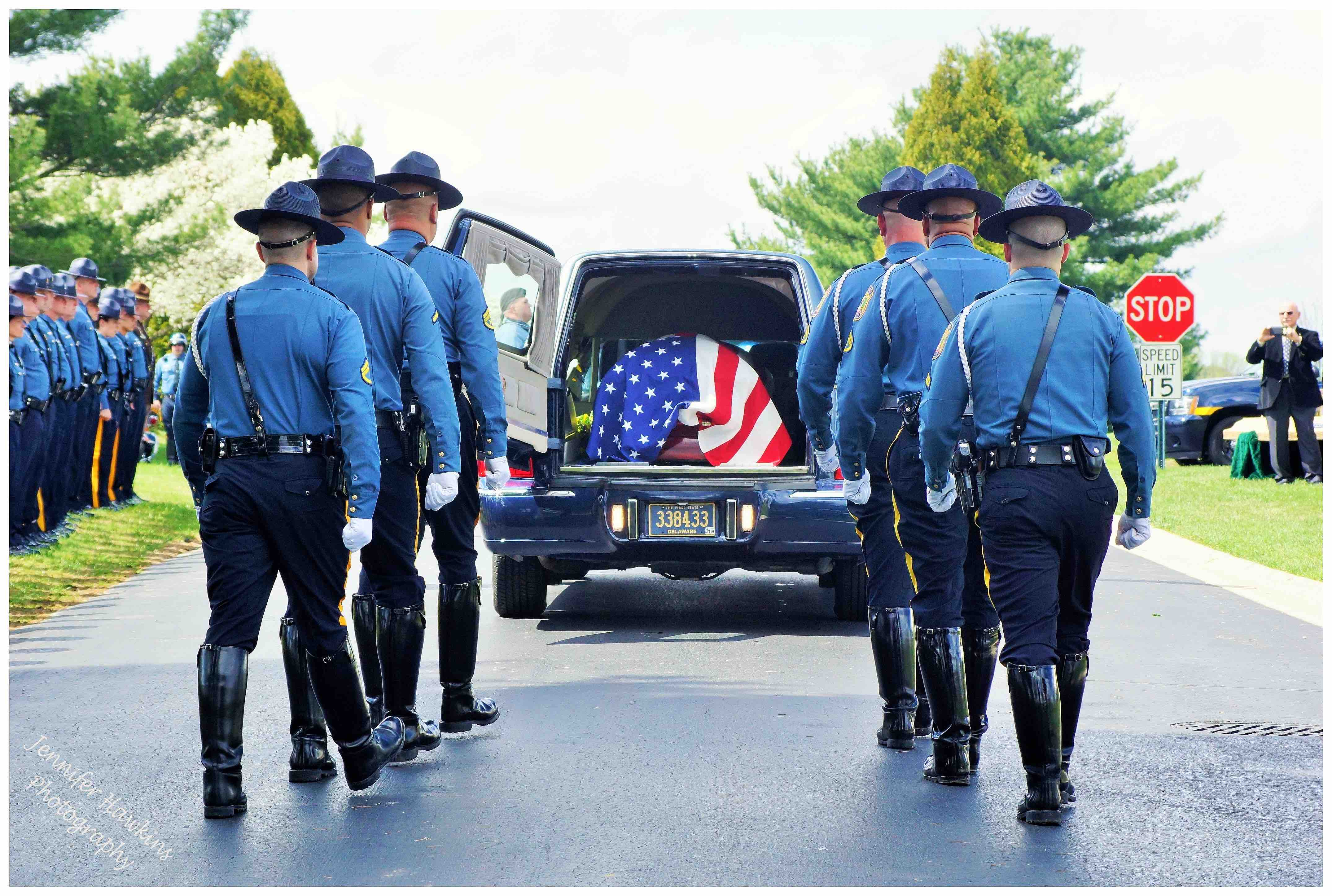 Delaware State Police - We Honor Those Killed In The Line of Duty