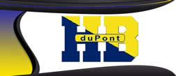 Henry B. DuPont Middle School logo
