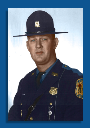 Delaware State Police Fallen Hero Trooper William I. Jearman