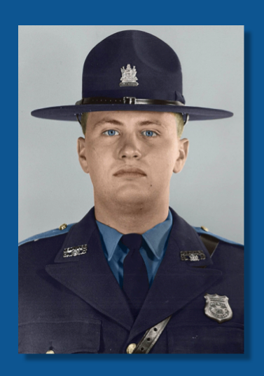 Delaware State Police Fallen Hero Trooper William C. Keller