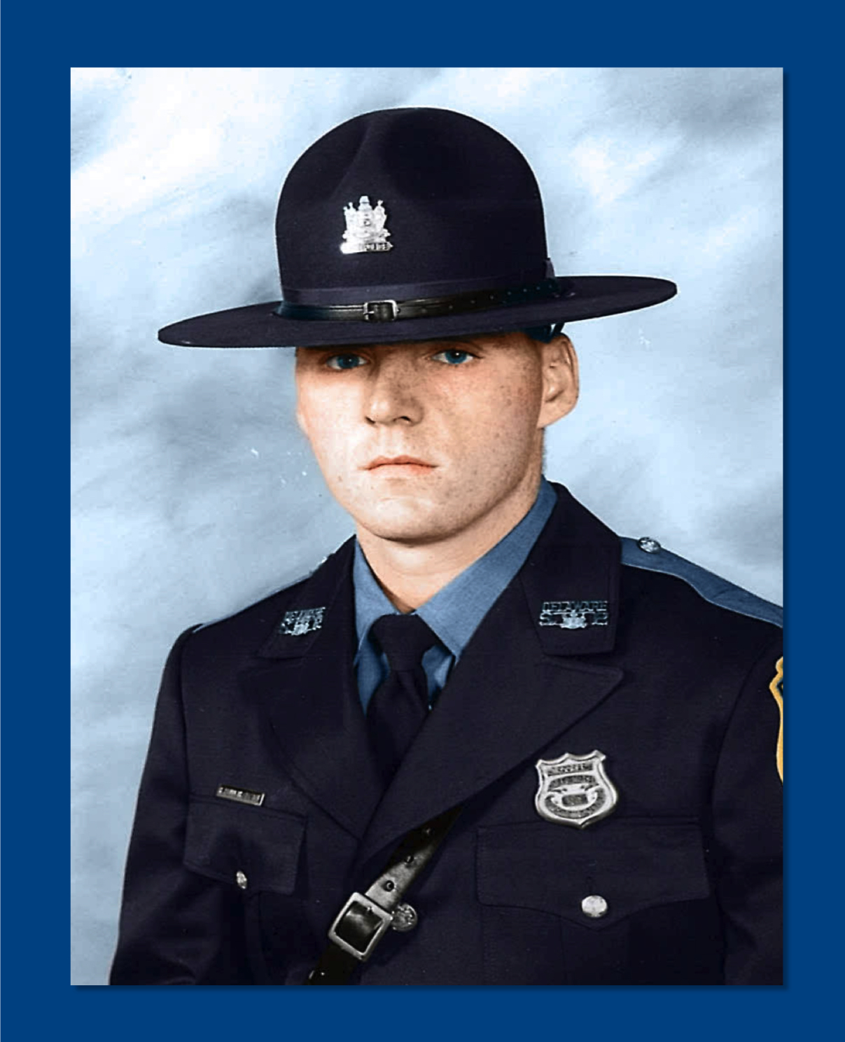 Trooper Kevin J. Mallon