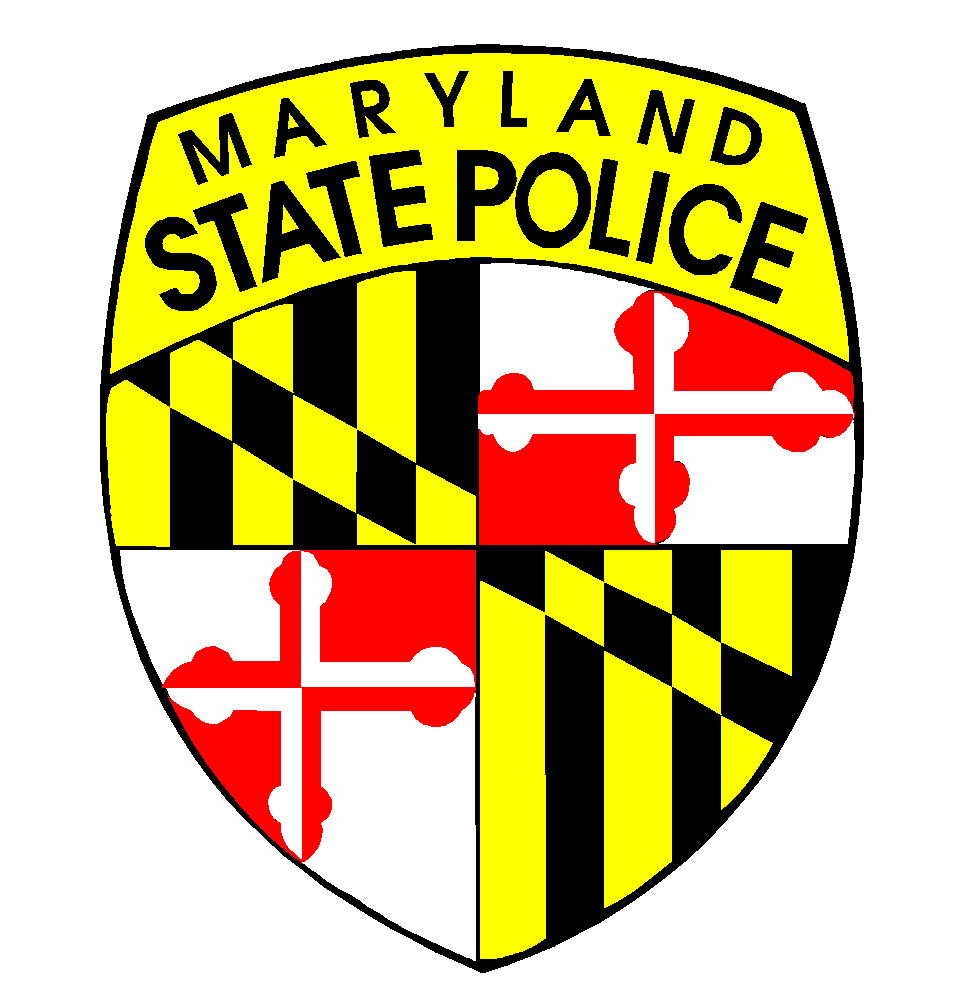 Maryland State Police Shield