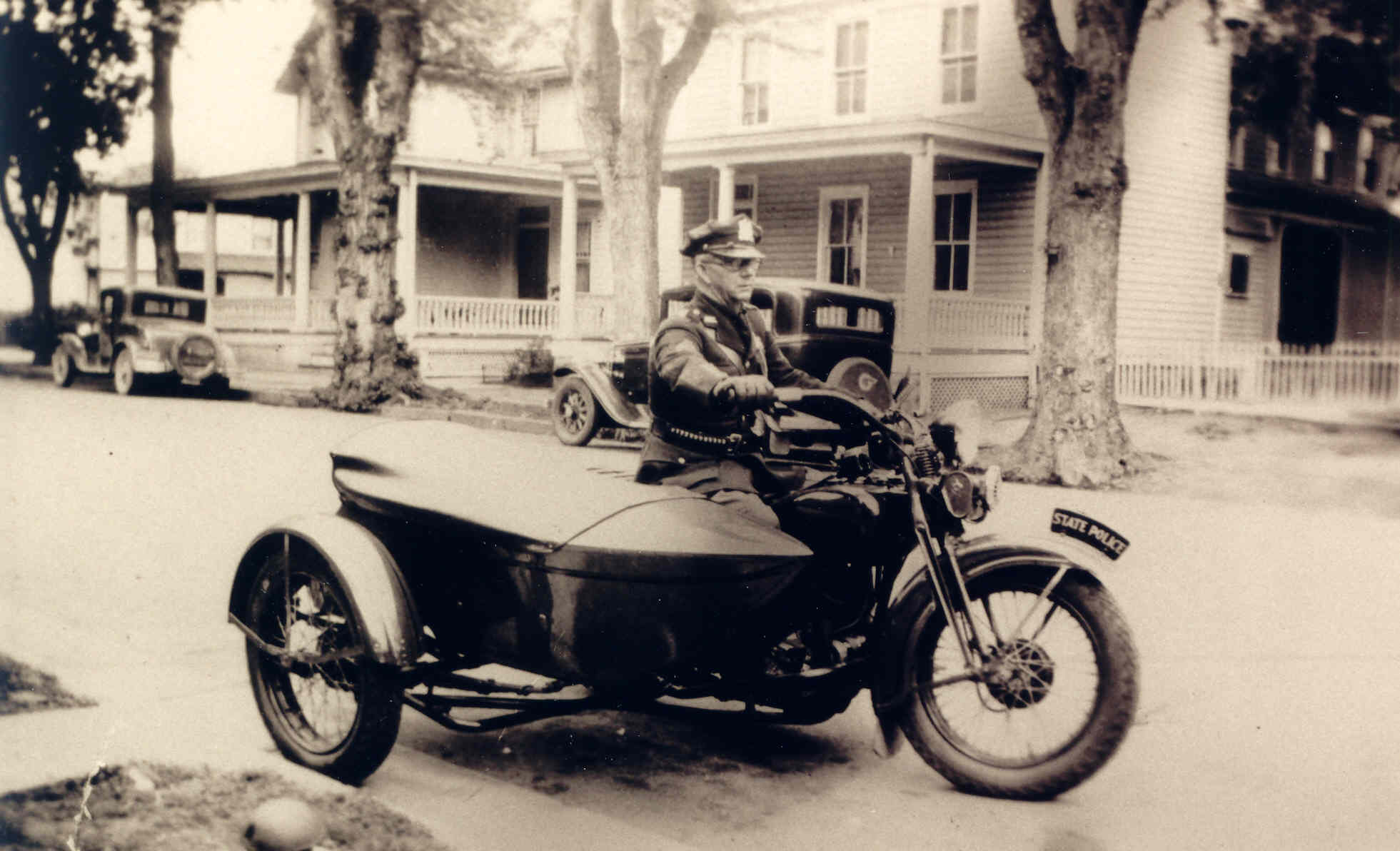 Motorcycle 1920's