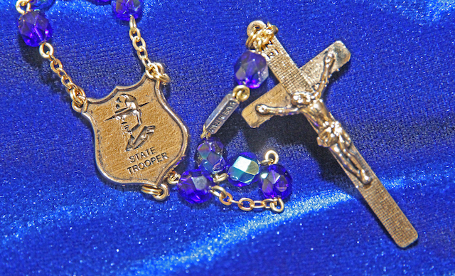State Trooper Rosary