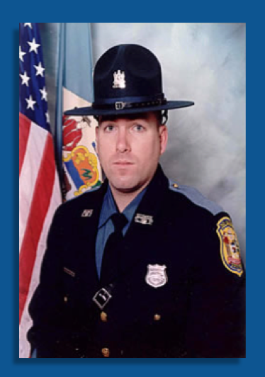 Delaware State Police Fallen Hero Trooper Christopher Shea