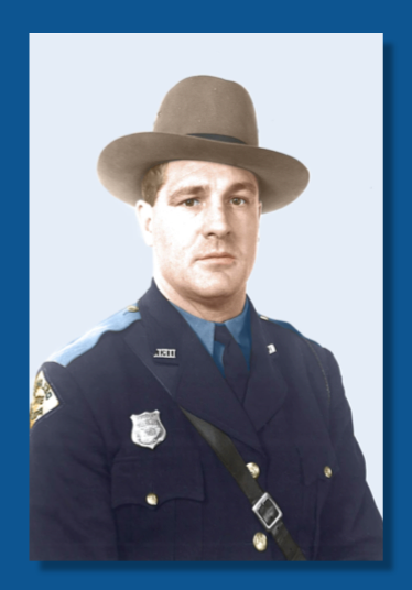 Delaware State Police Fallen Hero Trooper Paul H. Sherman