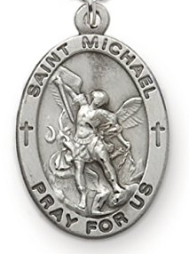 Delaware State Police Memorial Service 2016 St. Michael's medal Protect Us