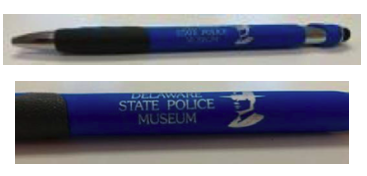 Delaware State Police Museum Pen